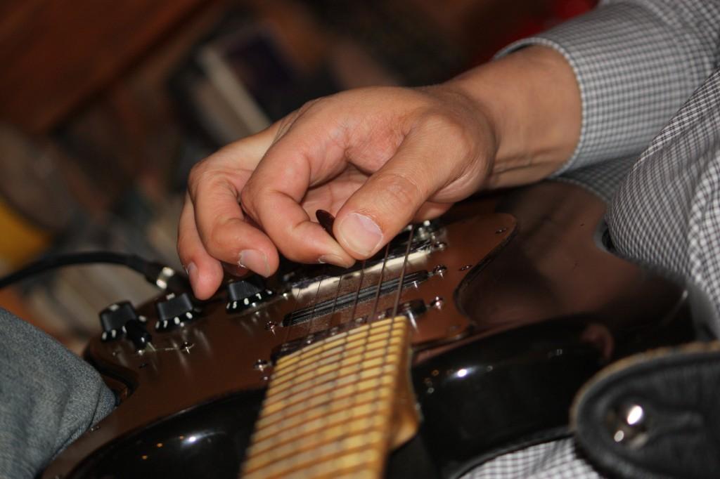 Raito's Fender Strat