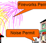 Fire Works Winnipeg Permit